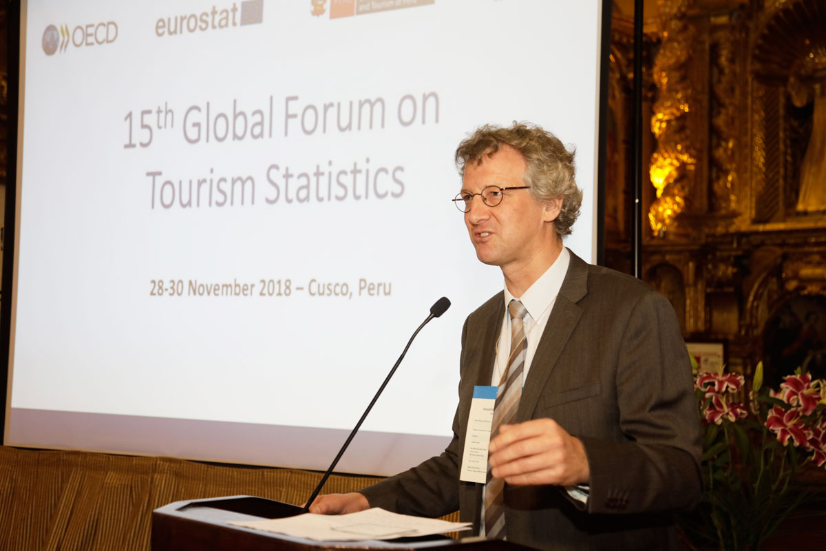Opening Session - Mr. Christophe Demunter - EUROSTAT